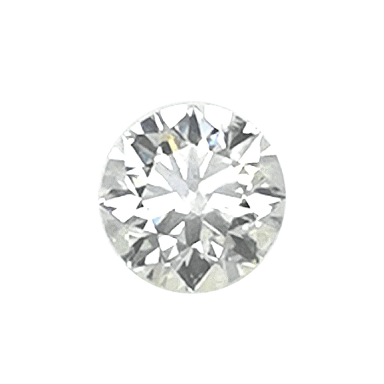 Diamant im Brillantschliff, 0,91 ct, inkl. DPL-Expertise – Sammler Edelstein
